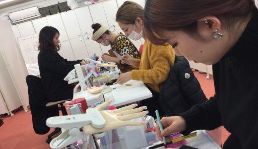 6月20日(土)JNAジェルネイル技能検定中・上級試験開催予定
